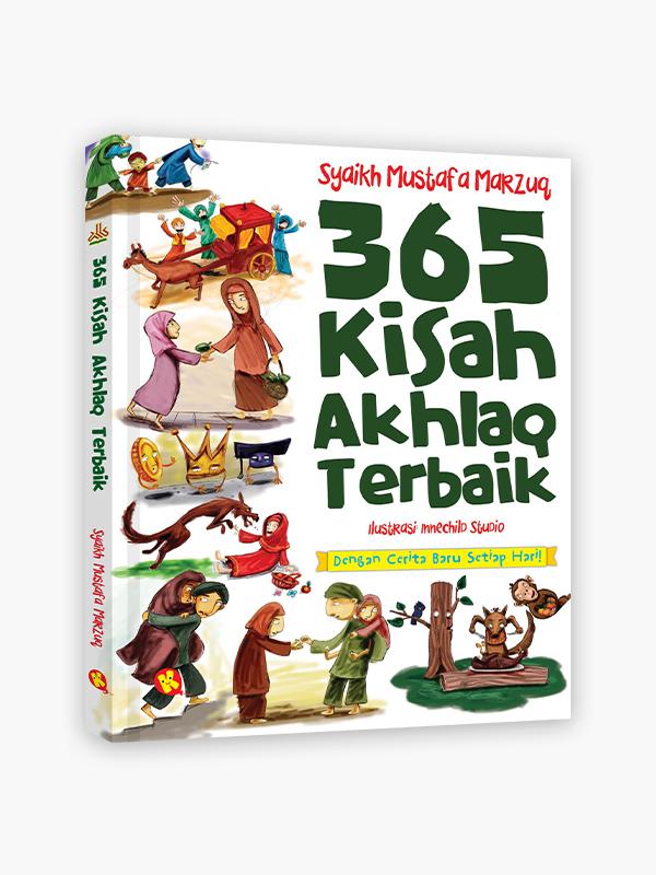 365 Kisah Akhlaq Terbaik