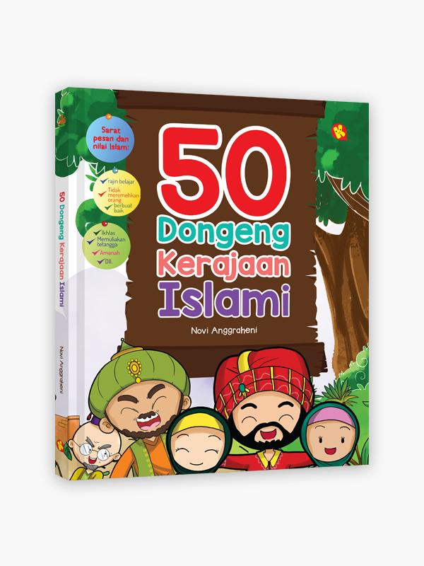 50 Dongeng Kerajaan Islami