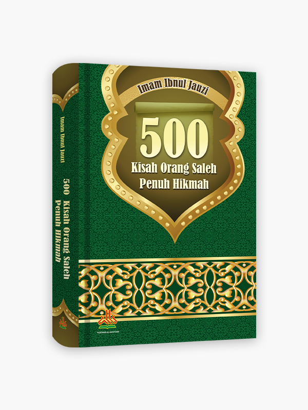 500 Kisah Orang Saleh Penuh Hikmah