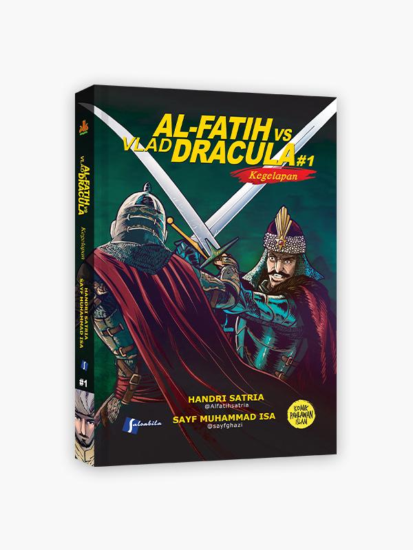 Komik Muhammad Al-Fatih Vs Vlad Dracula 1 : Kegelapan