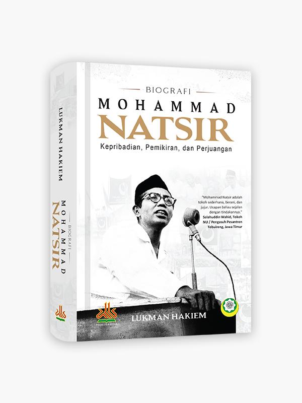 Biografi Mohammad Natsir (Hard Cover)