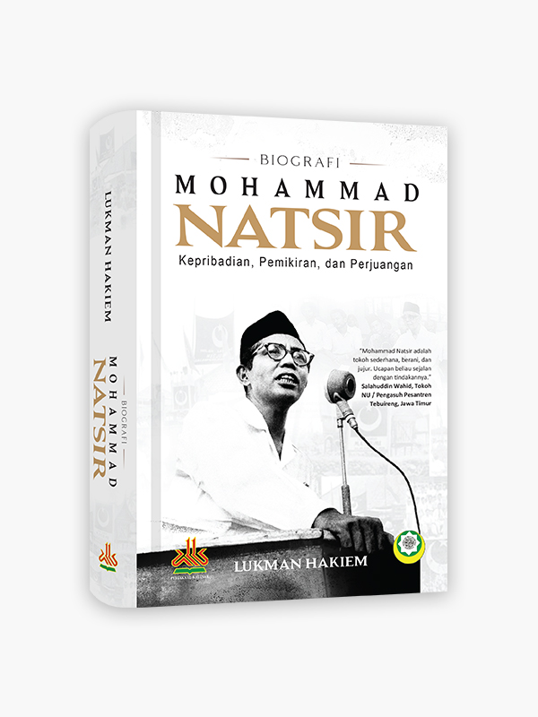 Biografi Mohammad Natsir (Soft Cover)