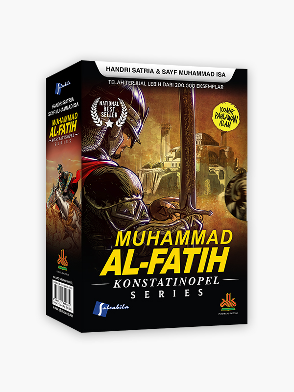 Komik Muhammad Al-Fatih : Konstatinopel Series