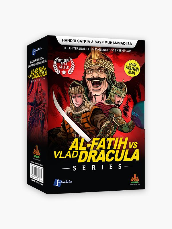 Komik Muhammad Al-Fatih Vs Vlad Dracula : Series