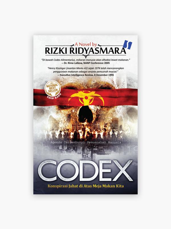 The Codex : Konspirasi Jahat di Atas Meja Makan Kita